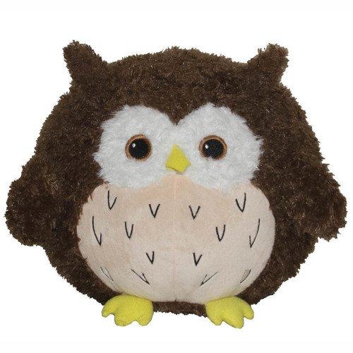 Купить Мягкая игрушка Сова Букля , 30 см, Gulliver, Мягкие игрушки