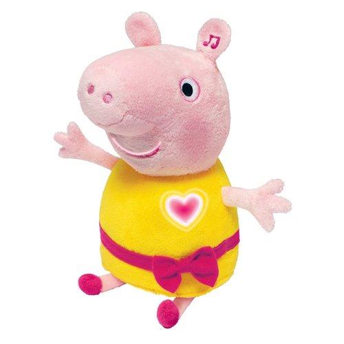 Купить Мягкая игрушка Пеппа , 30 см, Peppa Pig, Мягкие игрушки
