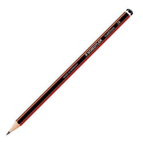 Карандаш чернографитовый Тradition, 2В карандаш 2в