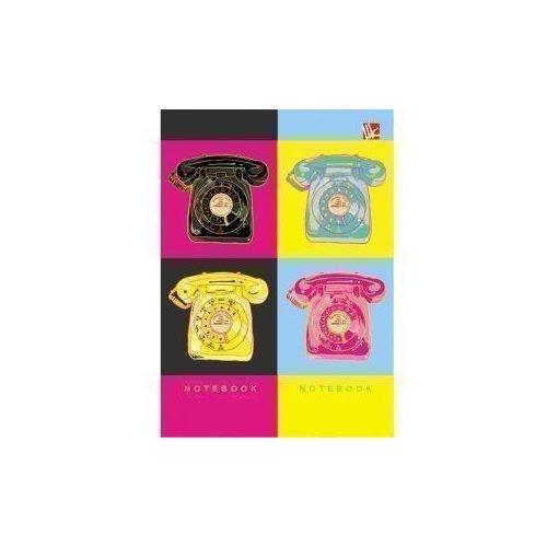 Записная книжка Яркий стиль А6, 64 листа записная книжка подарок для енота 64 листа а6