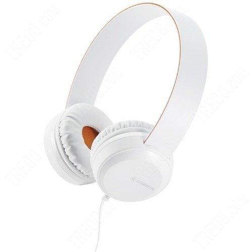 """цена на Наушники """"C260H mic"""" White CPU-HP0260WH01"""