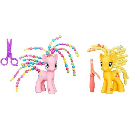 Игровой набор My Little Pony Пони с разными прическами игровой набор my little pony пони с праздничными прическами в ассортименте