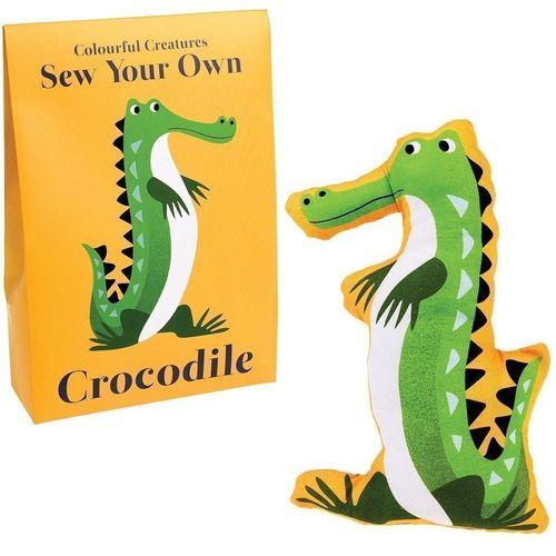 """Набор """"Сшей себе крокодила"""""""