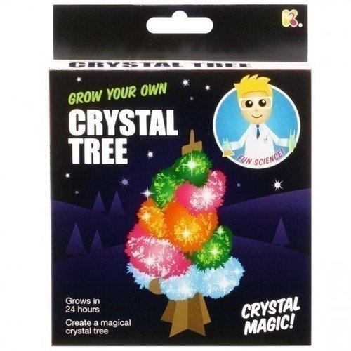 """Набор для выращивания кристаллов """"Tree"""" набор для выращивания rostokvisa мята"""