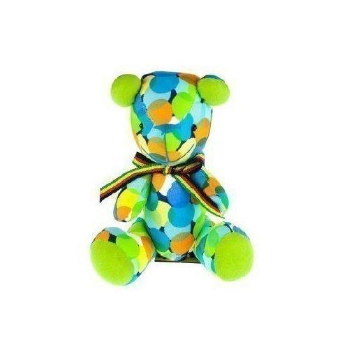 Купить Мягкая игрушка Медведь City Light , 16 х 21 см, OhBear, Мягкие игрушки