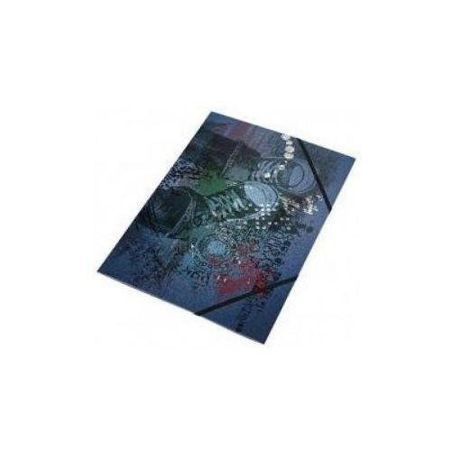 Папка на резинке Оld school А4 iron maiden iron maiden the book of souls 3 lp