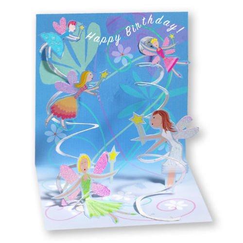 Открытка Цветы и феи костюм феи серебрянки 32