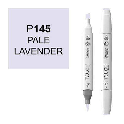 Маркер Brush 145, бледный лавандовый маркер brush 146 мрачный лиловый