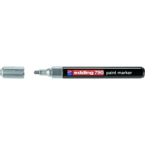 Декоративный маркер, серебро