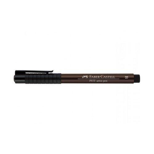 "цена Капиллярная ручка ""Pitt Artist Pen Brush"", сепия онлайн в 2017 году"