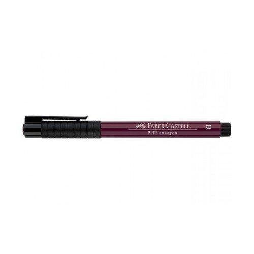 """Капиллярная ручка """"Pitt Artist Pen Brush"""", пурпур"""