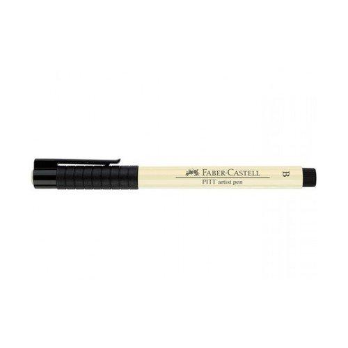 """Капиллярная ручка """"Pitt Artist Pen Brush"""", слоновая кость"""
