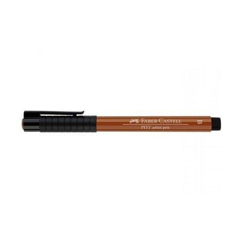 """Капиллярная ручка """"Pitt Artist Pen Brush"""", кроваво-красная"""