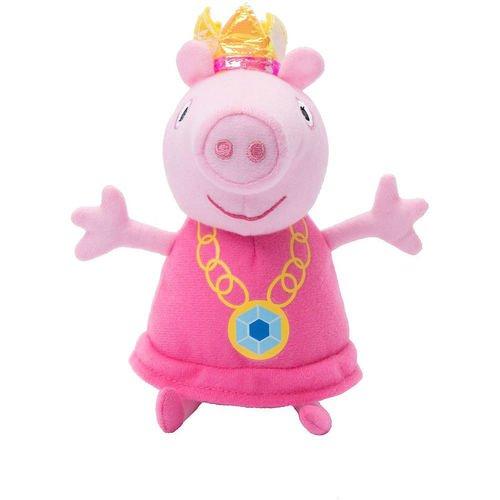 Мягкая игрушка Пеппа-принцесса, 20 см