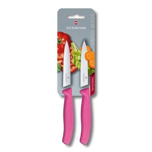Набор кухонных ножей Swiss Classic victorinox набор ножей для стейков swiss classic 6 пр 11 см 6 7232 6 victorinox