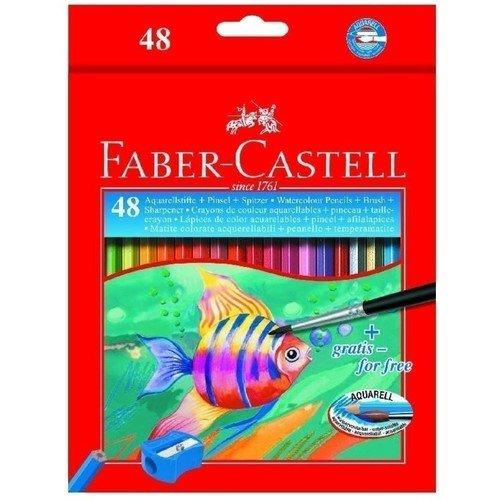 Акварельные карандаши Colour Pencils, 48 цветов брюки спортивные женские oodji ultra цвет карамельный 16701052b 47883 4b00n размер xs 42
