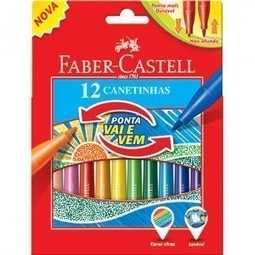 Фото - Фломастеры с мягким наконечником, 12 цветов фломастеры с клипом jumbo в картонной коробке 12 шт