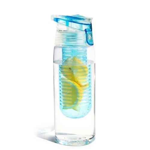 Бутылка Flavour it 2 go, 600 мл, голубая бутылка thun гуси opeхи 600 мл