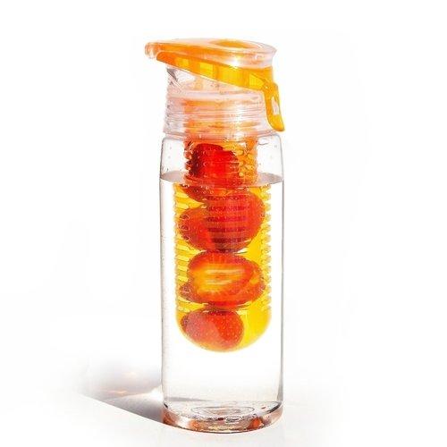 Бутылка Flavour it 2 go, 600 мл, оранжевая бутылка thun гуси opeхи 600 мл