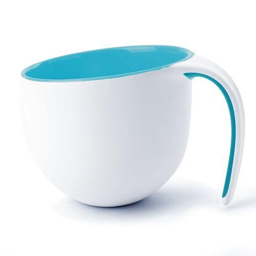 Кружка The porcelain jewel, 400 мл, голубая цена