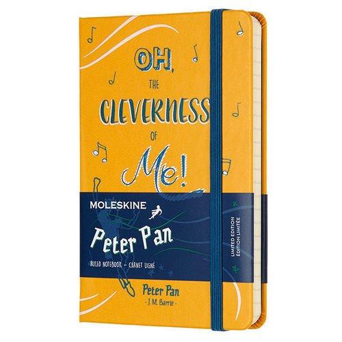 Блокнот Peter Pan. Peter Pocket, 96 листов, в линейку блокнот peter pan indians pocket 96 листов в линейку