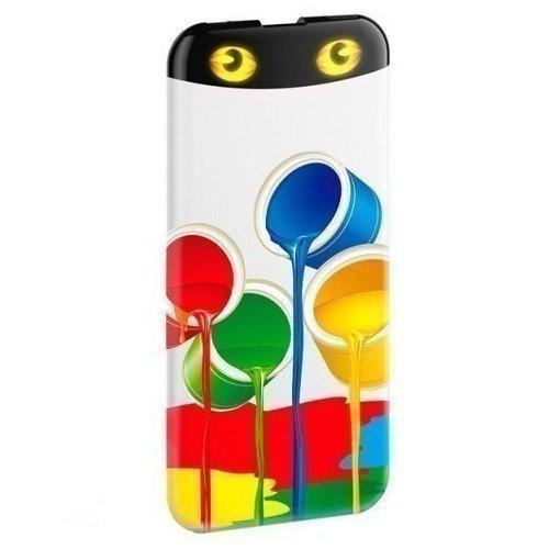 Фото - Внешний аккумулятор EP6600 Rainbow, 6600 мАч аккумулятор