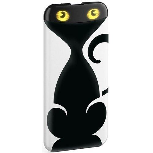 Внешний аккумулятор EP6600 Black Cat, 6600 мАч аккумулятор