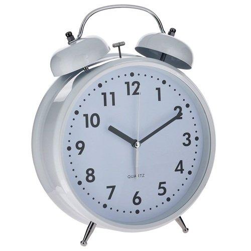 """Часы-будильник """"Гигант"""" белые все цены"""