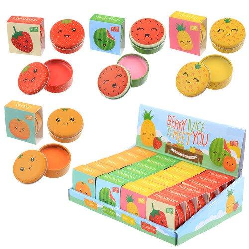 Бальзам для губ Фрукты бальзамы крымская натуральная коллекция бальзам для губ задорный апельсин