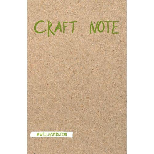 "Экоблокнот для творчества ""Craft Note"""