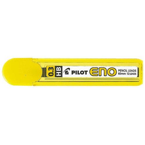 """Грифели для автоматических карандашей """"Eno"""" 0,3 мм HB"""