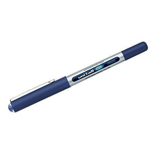 Гелевая ручка Uni-Ball Eye Micro, 0,5 мм, синяя музыка и многое другое ohto cb 10dd кристалл алмаза ручка серебро керамические бусины 0 5мм черный full metal сделано в японии