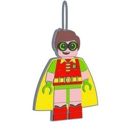 Бирка для багажа Batman Movie Robin бирка для багажа batman movie batgirl
