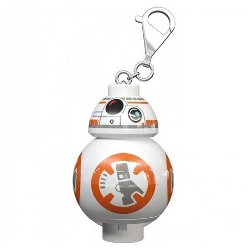 """Брелок-фонарик для ключей Star Wars """"Дроид BB-8"""""""