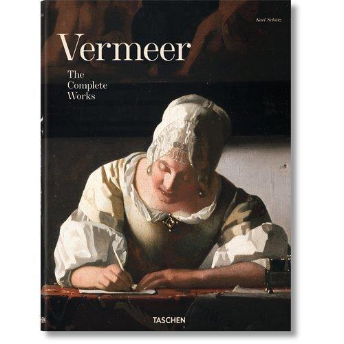Vermeer. The Complete Works vermeer in detail