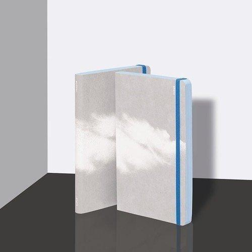 Фото - Блокнот Cloud А5, голубой домашний молитвослов семейный блокнот голубой
