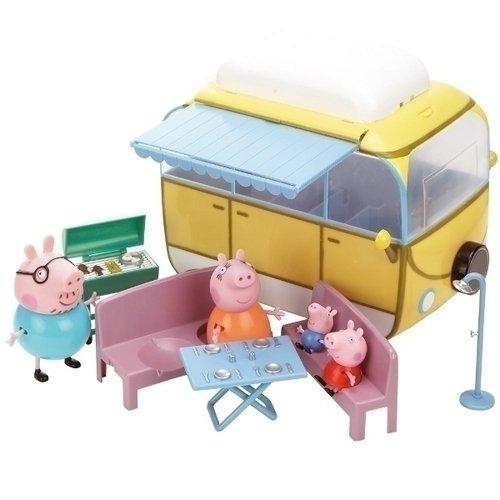 Купить Игровой набор Кемпинг Пэппы , Peppa Pig, Игровые наборы