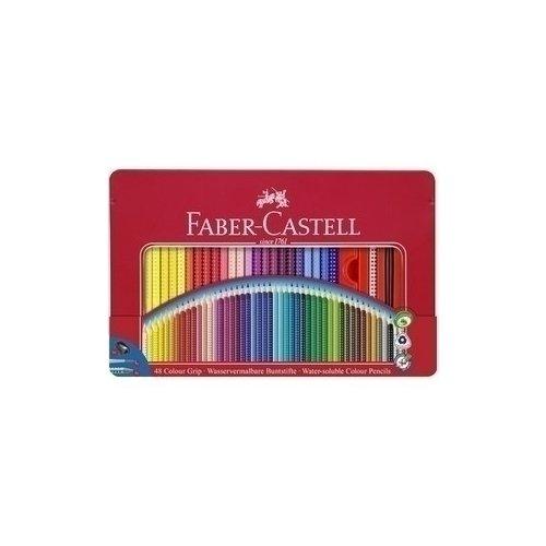 Подарочный набор цветных карандашей Grip 2001, 48 цветов derwent набор цветных карандашей coloursoft 48 цветов