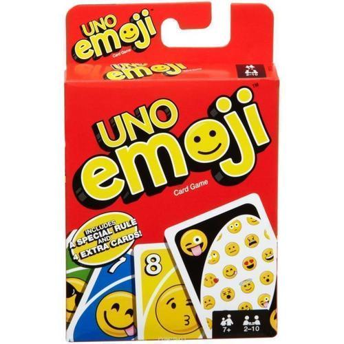 Настольная игра Уно Эмоции игровой набор uno уно дисплей w2087