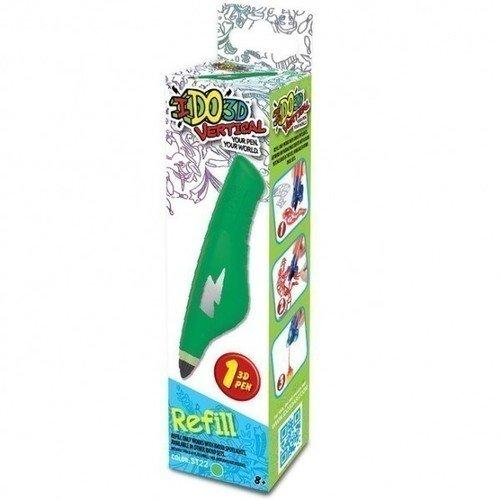 Фото - Картридж для 3D ручки Вертикаль, зеленый 3d очки