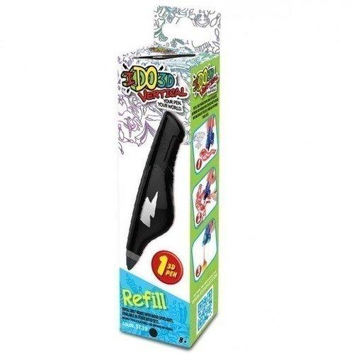 Фото - Картридж для 3D ручки Вертикаль, черный карандаш для губ divage divage di038lwrfa34