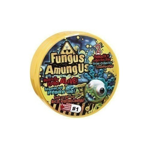 Игровой набор Fungus Amungus Чашка Петри цена