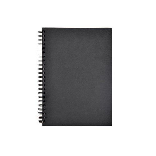 Скетчбук Goldline черный А4