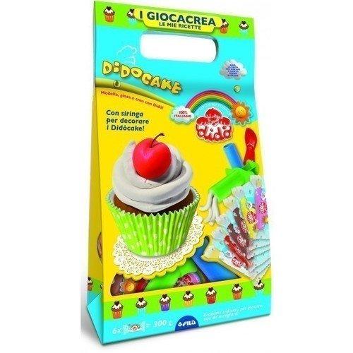 Набор для лепки Cake набор для лепки le mie ricette 6 цветов