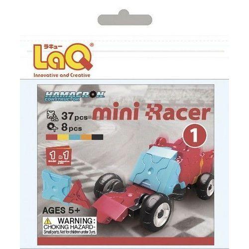 Конструктор Hamacron Mini Racer Red