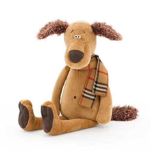 Купить Мягкая игрушка Пес Шарик в очках , 25 см, Orange Toys, Мягкие игрушки