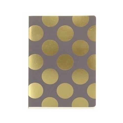 Блокнот в линейку Shimmer А5 коричневый блокнот shimmer а5 в линейку бирюзовый горох