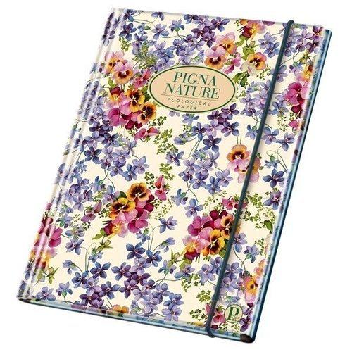 """Папка на резинке """"Природные цветы"""" A4+ в ассортименте"""