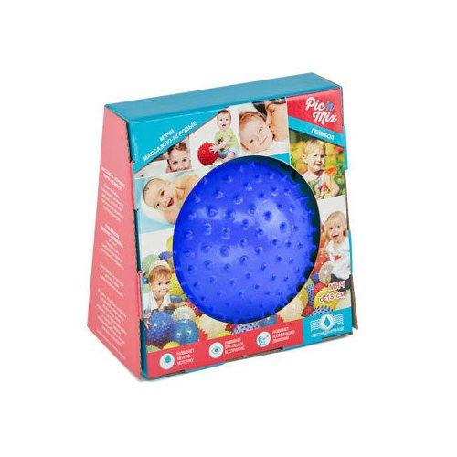Мяч большой, синий цена и фото