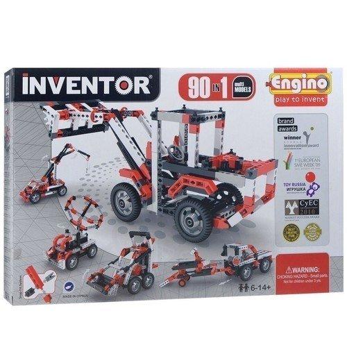 купить Конструктор Inventor, 90 моделей с мотором недорого